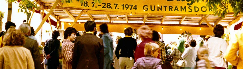 Festbühne 1974