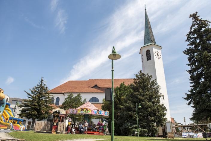GRAFIK - FOTO der JAKOBITAGE Guntramsdorf